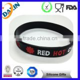 2015Personalized shape rubber wristband | Personal shape rubber bracelet | Customized silicone bracelet wristbands