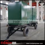 hot sale AC dynamo generator trailer mounted generator