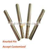 High precision Customized Metal Knurling Pin