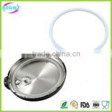 FDA food grade silicone gasket seal ring for pressure cooker