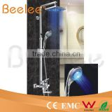 Hot Bathroom LED Waterfall Shower Set