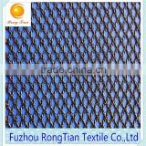 Wholesale polyester tricot K317 rhombus mesh fabric for bags lining