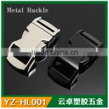 Yunzhuo wholesale metal buckle clip metal clip bag lock