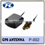 Magnet or adhesive waterproof IP67 GPS active antenna SMA jack series connector