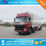 FOTON 8*4 30CBM heavey duty bulk grain carrier,bulk feed discharge truck,bulk fodder transport truck                                                                         Quality Choice