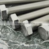 M24 stainless steel hex bolt DIN933