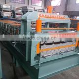 Trade Assurance Roll Forming Machine Made in China from Xinghe Machinery Roof Tile Machine