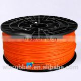 Wholesale 3D Printer Filament 1.75mm 3mm 2.85mm PLA ABS Nylon Flexible Rubber Wood HIPS PVA Plastic                                                                         Quality Choice