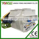 high mixing homogeneity double shafts flour mixing machine for bread with good market feedback