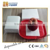 Fabric material with SAP inside absorbent pad, Food grade fast absorbent pad,meat absorbent pad