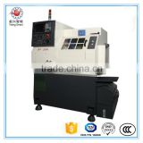 Best price high quality vertical cnc lathe machine for small parts