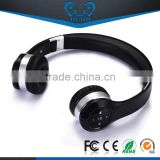 Mini Style wireless bluetooth headphone with memory card
