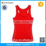 Stringer Tank Top New Arrivals Garment Gym Wear Sport Vest Fitness Dry Fit T Shirt Private Label Printing China Supplier