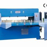 200T Auto-Feeding Precise 4-column Hydraulic Plane Cutting Machine/Die Cutting Machine/Carpet mat cutting machine