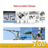 Hot Dipped Galvanized ADSS / OPGW Cable Hardware Overhead Transmission Power Line Fittings , Electric Power Fitting