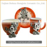 Good in price and quality ceramic dinnerware home styles dinnerware