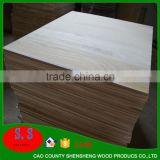 China suppliers paulownia wood desk drawer parts for bed