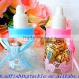 Baby shower gift , Milk feeding shape for sweets packaging