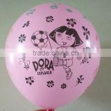 Full slik screen printing balloon/baloon/ballon