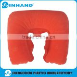 Factory Red/Green PVC baby swimming neck ring/Cheap Travel Neck Pillow Inflatable neck Pillow/car neck pillow/travel neck pillow