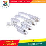 Chrome Door Handle Handles Cover Trim HANDLE COVER FOR BYD F6