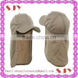 high quality fashion wholesale neck protection bucket bush hats