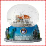 Popular handmade Germany beer hall Snow globes