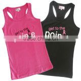 Customized Tank top. men singlet, gym wear, woman tanktop