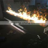 2 3 4 sided Really 3D decorative electric fireplace