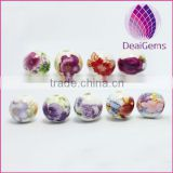 Wholesale high quality handmade ceramic beads