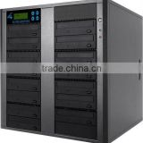 M-14-BD Manual 14-Drive SATA CD DVD Blu-Ray Duplicator Industrial Copier