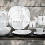 Western Banquet Dinner Set Crockery Porcelain Tableware