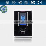tcp/ip facial recognition access control system with card identification function