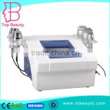 Skin Tightening Stubborn Fat Cavitation Lipo Machine Cell Removal Vacuum Cavitation System 5 In 1 Cavitation Machine