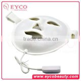 Factory wholesale facial maskexcellent home use LED bacteria-free healing mask EYCO BEAUTY
