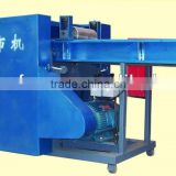 Multifunctional!!Cotton yarn waste cutting machine/discarded clothing cutter/leather cutting machine