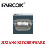 bathroom stainless steel squat pan