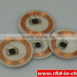 Wholesale/Retail Passive RFID Tag Circuit RFID Chip for Various RFID Keyfob/Card/Wrsitbands/Jewelry Tag