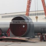Ceramic proppant equipment of bauxite rotary kiln for bauxite calcination
