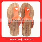 Flip Flops T shape Leather Strap Cheap Price Sandals Chappals