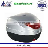 Light weight ABS+ PP motorcycle tail boxes/motocycle side box for sale