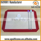 oil Non-toxic slick bho wax concentrate pads customized silicone mat