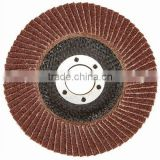 4-1/2 In. 36 Grit Flap Disc abrasive flap disc flexible flap disc flexible flap disc