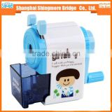 alibaba china cheap wholesale high quality hand-operated pencil sharpener for school