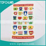 microfiber 100% bamboo kitchen towel,made in china microfiber dish towel,dish towel printed
