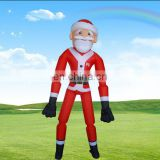 Inflatable Santa Claus Decoration for Christmas