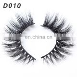 D010 eyelash extension mink 3d mink eyelashes private label