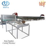 Floral foam products and production line