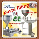 A02 Pneumatic Paste,Cream Filling Machine , Manual Cream Filler For Tomato Sauce,Paste,Cosmetic Cream,Ointment,Lotion 5-50ml