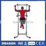 PT2012 FITNESS AB DIP ABS PULL CHIN UP KNEE CHEST CRUNCH BAR POWER MULTI STATION TOWER